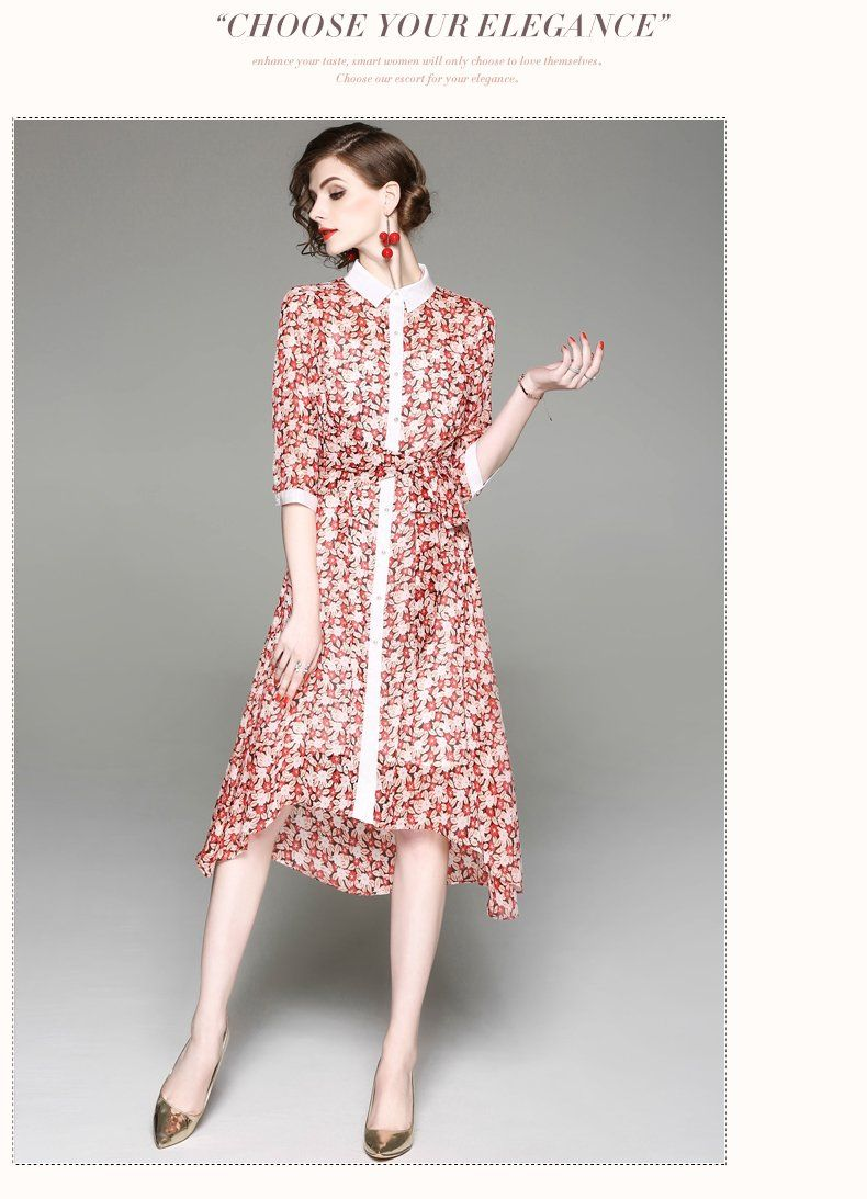 Dress for wedding guest spring  Wedding Guest Dresses for Spring   Flower Dress for Wife