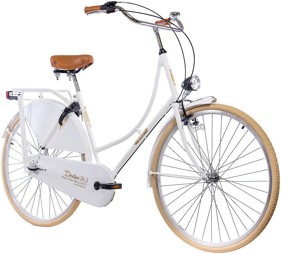 Kcp Hollandrad Deritus 3 Gang Shimano Nexus Sg 3c41 Schaltwerk Nabenschaltung 1 Tlg Online Kaufen Otto Damenfahrrad Hollandrad Fahrrad Damen