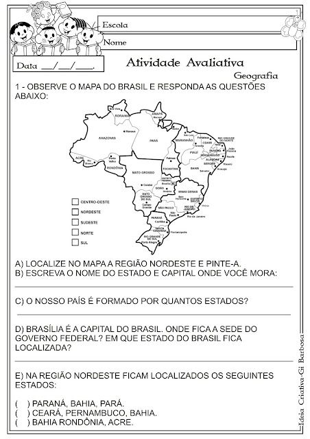 Geografia America Do Sul Regiao Sudeste Pontos Cardeais