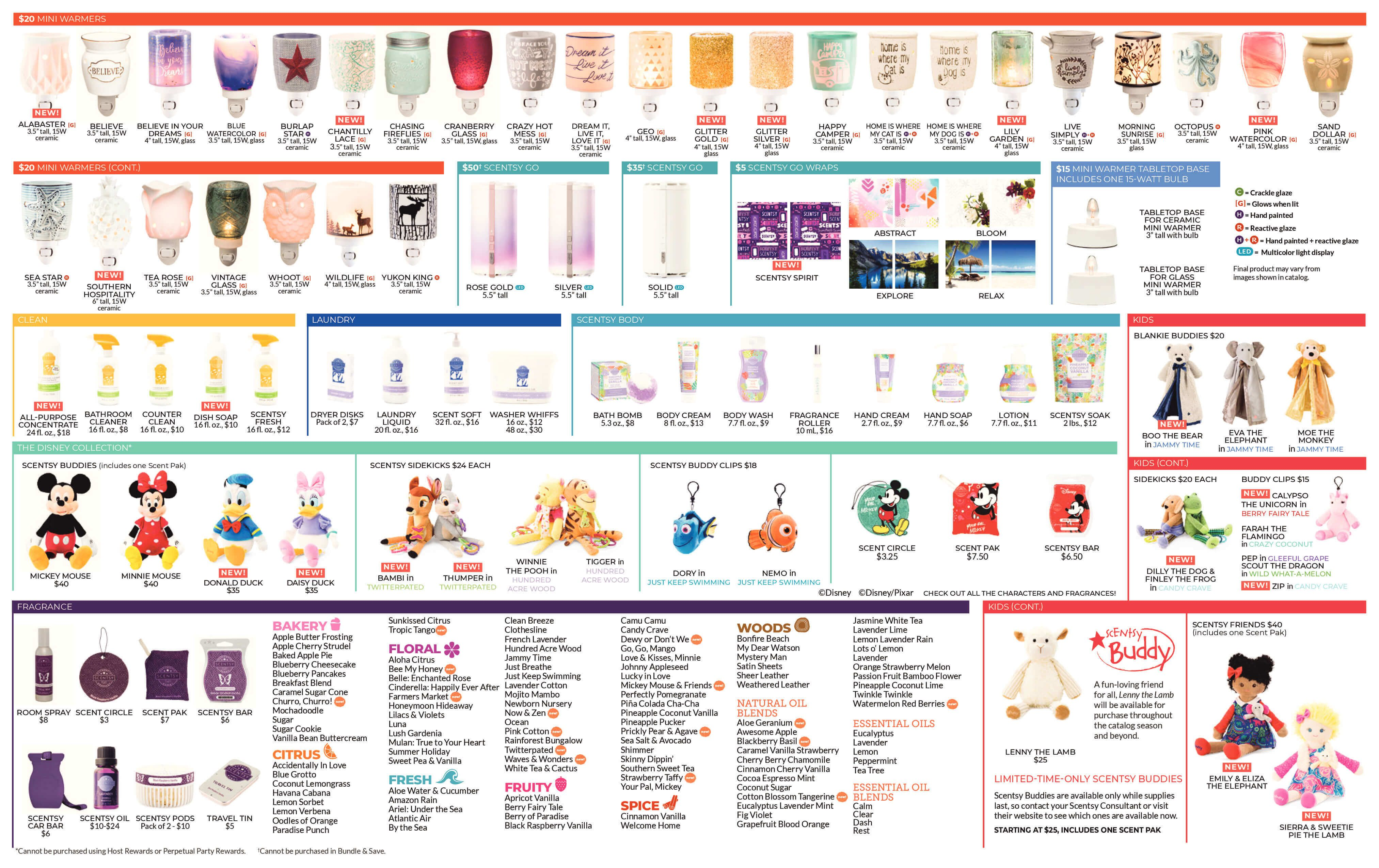 cd91fb2822e SCENTSY SPRING SUMMER 2019 CATALOG REVEAL | Scentsy® Buy Online | Scentsy  Warmers and Scents | Incandescent.Scentsy.us