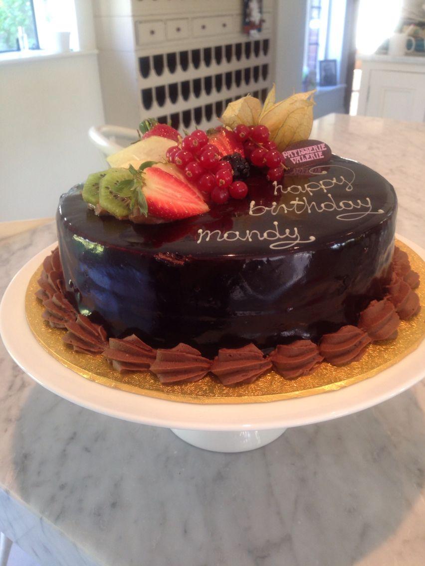 Fabulous Patisserie Valerie Chocolate Mouse Cake Cake Chocolate Funny Birthday Cards Online Necthendildamsfinfo