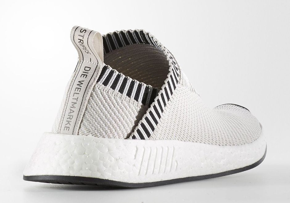 adidas NMD City Sock 2 Pearl Grey BA7213 | SneakerNews.com