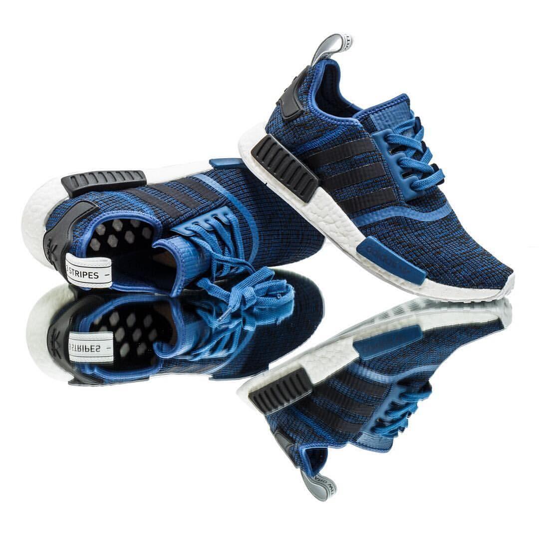 clearance adidas nmd runner mystic bleu yarn e6873 c7988