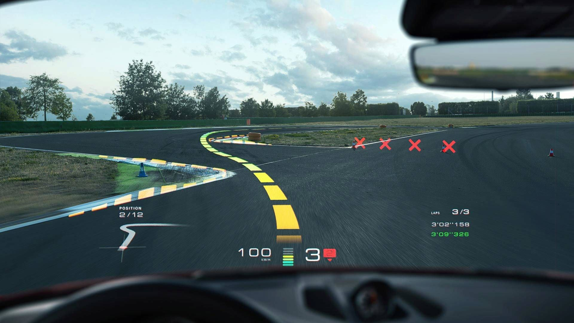 Porsche And Hyundai Are Looking To Add Augmented Reality