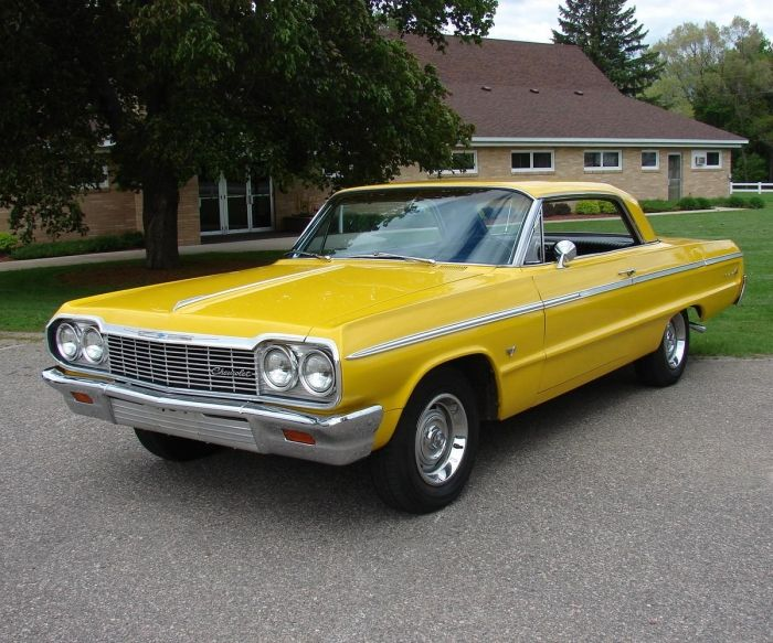 Chevrolet Impala For Sale Hemmings Motor News Chevrolet Impala