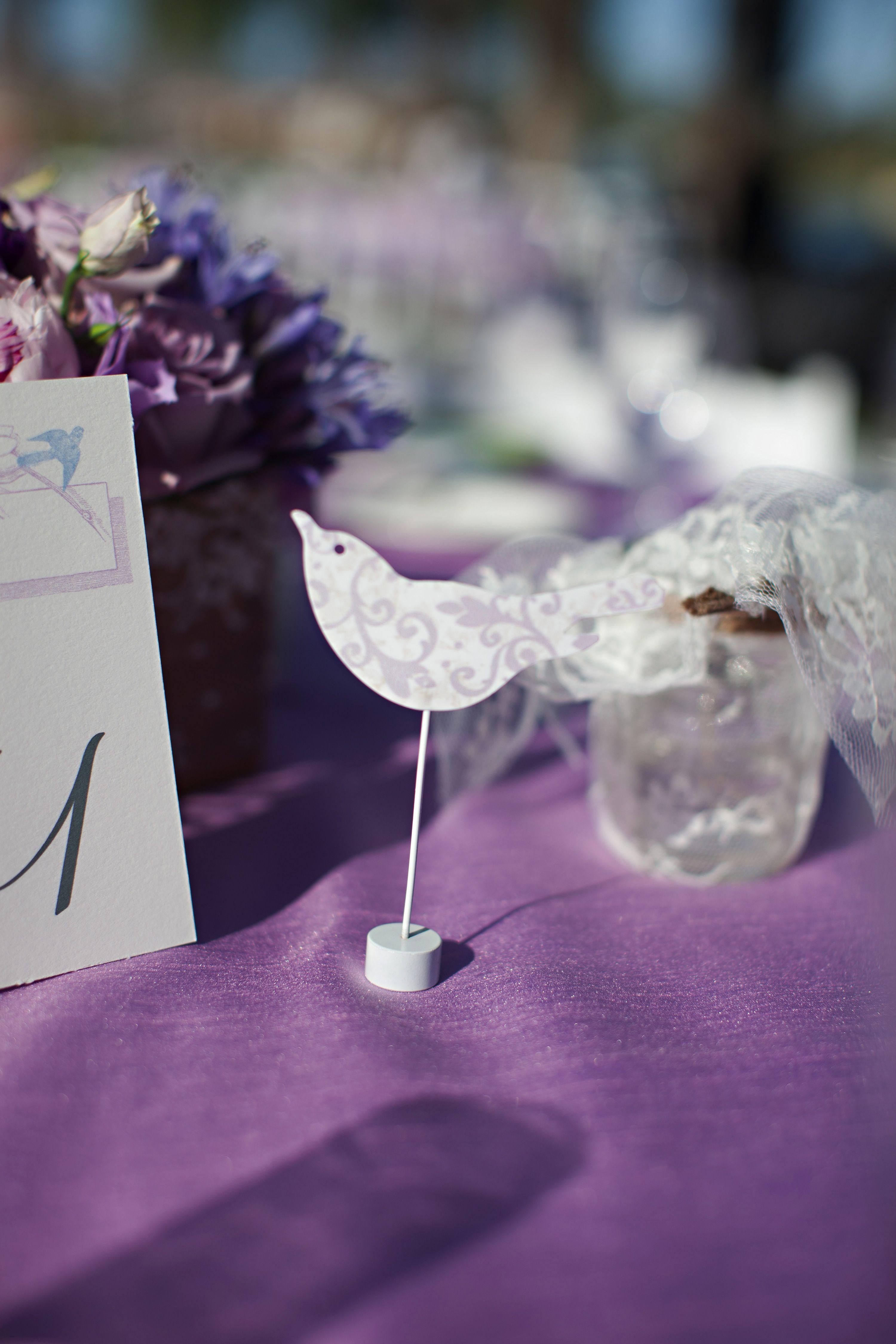 Hindu wedding decoration ideas  Lavender paper bird Wedding decor  Wedding  Pinterest  Paper