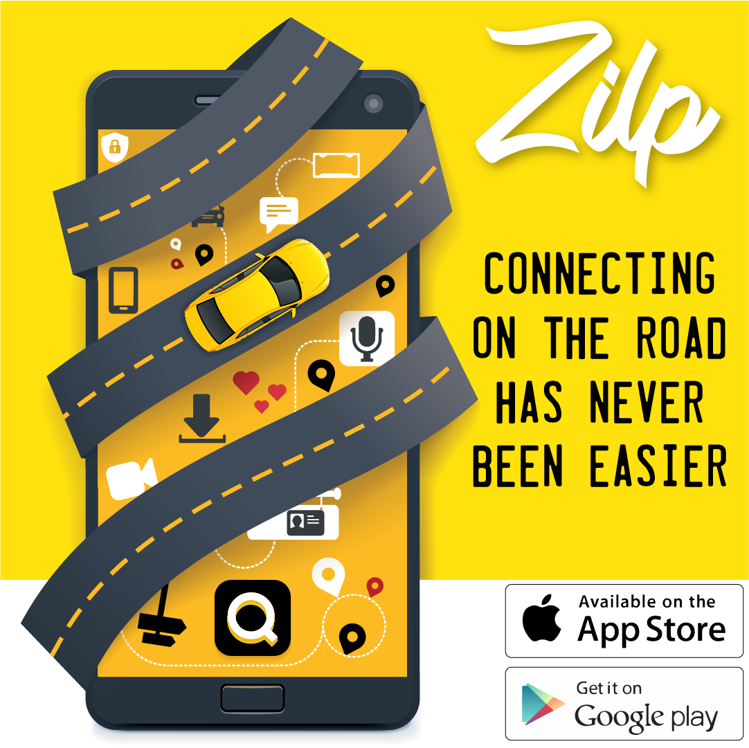 Change the way you connect with others. Download Zilp