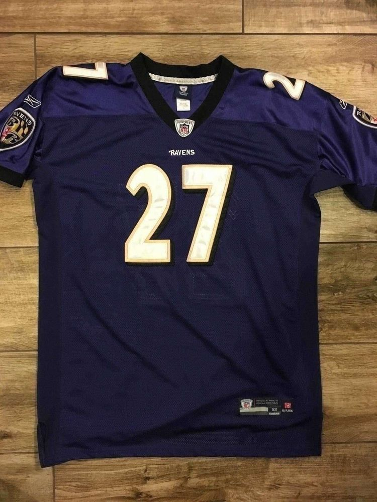 NFL Baltimore Ravens RAY RICE  27 Jersey by Reebok Onfield -- Size 52    15.00 End Date  Saturday Nov-24-2018 17 15 04 PST Buy It Now for… 27d770e94
