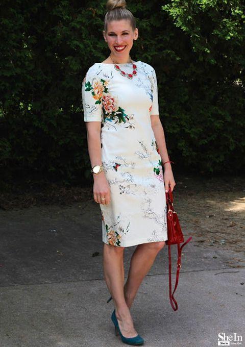 a4c43b60b10f0 The Perfect Bridal Shower Dress - Galería del estilo   Lookbook de SheIn es