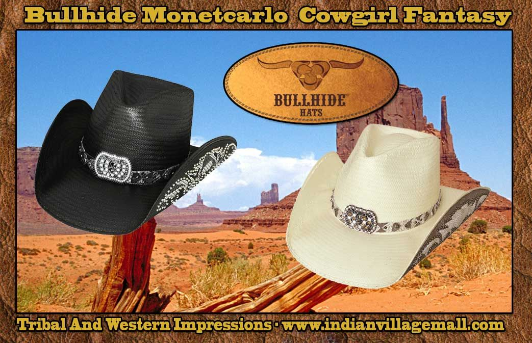 Bullhide Montecarlo Cowgirl Hat- Cowgirl Fantasy - Review off of  http    a070b1fab85