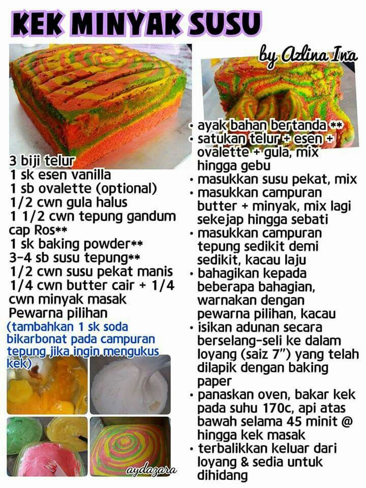103 Best Resepi Images Food Recipes Cake Recipes Resep Cake