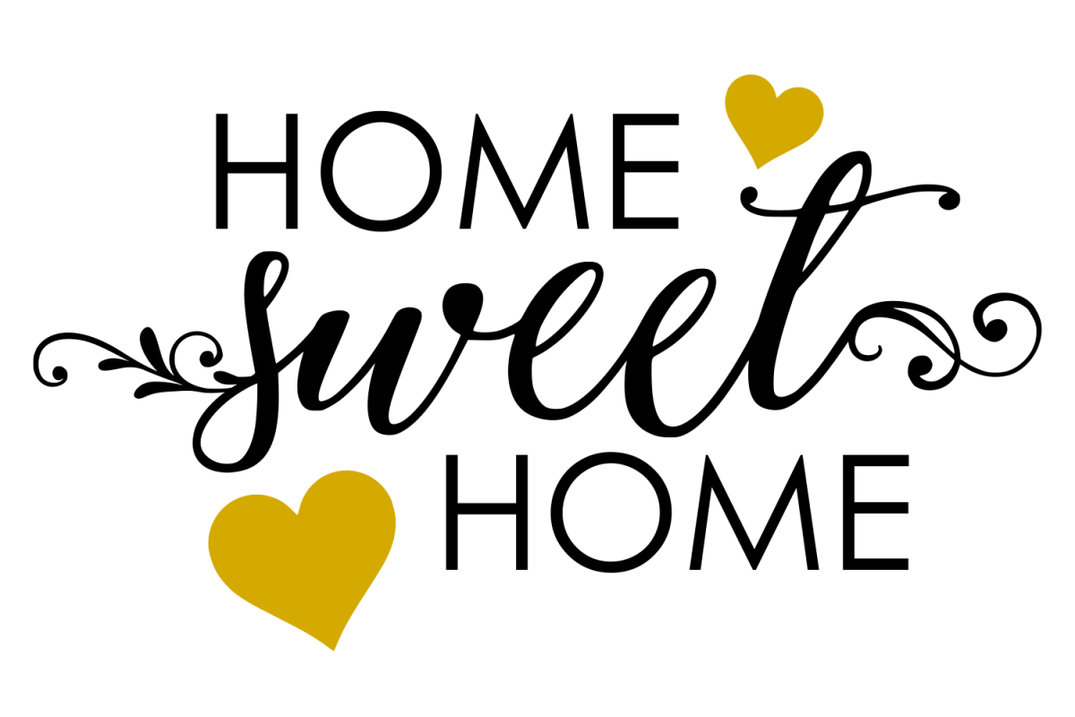Home Sweet Home Svg Sweet Home Trendy Home Home Logo