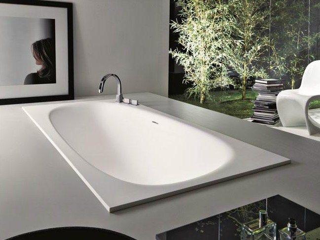 Vasca Da Bagno Ovale Incasso : Vasca da bagno da incasso ovale in acrilico idromassaggio