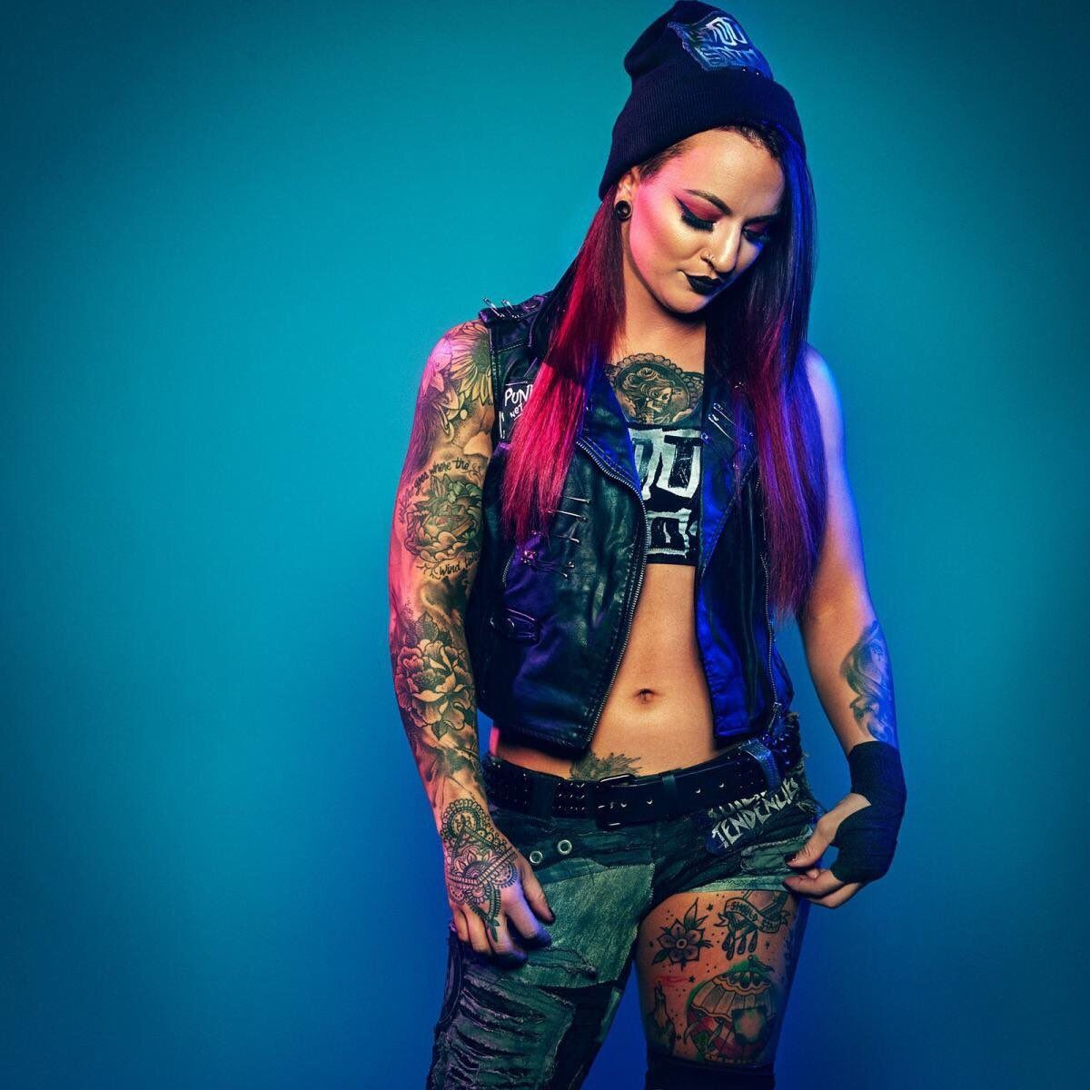 Ruby Riott | Wwe female wrestlers, Wwe girls, Female wrestlers