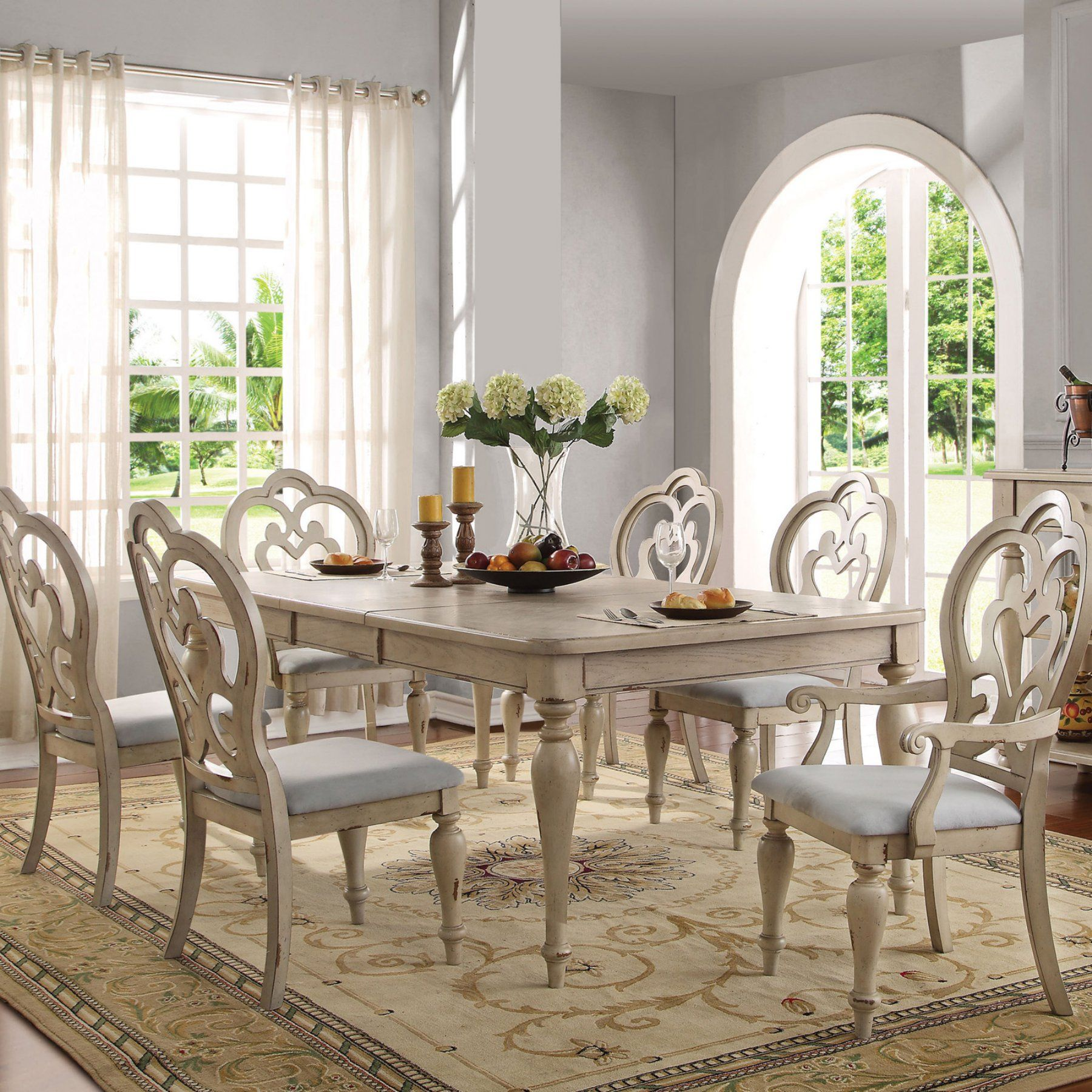 Acme Furniture Abelin Dining Table  66060