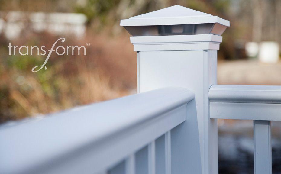 Transform Rail - Resalite Railing   Deck railing design ...