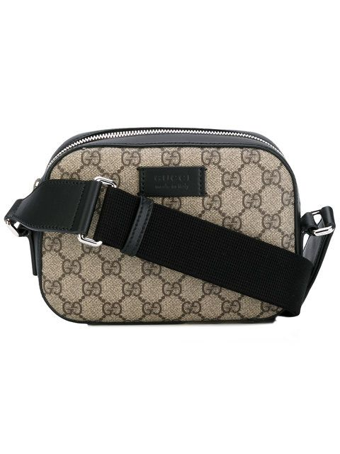f6dbead45fc4 GUCCI GG Supreme shoulder bag. #gucci #bags #shoulder bags #leather #canvas  #rayon #