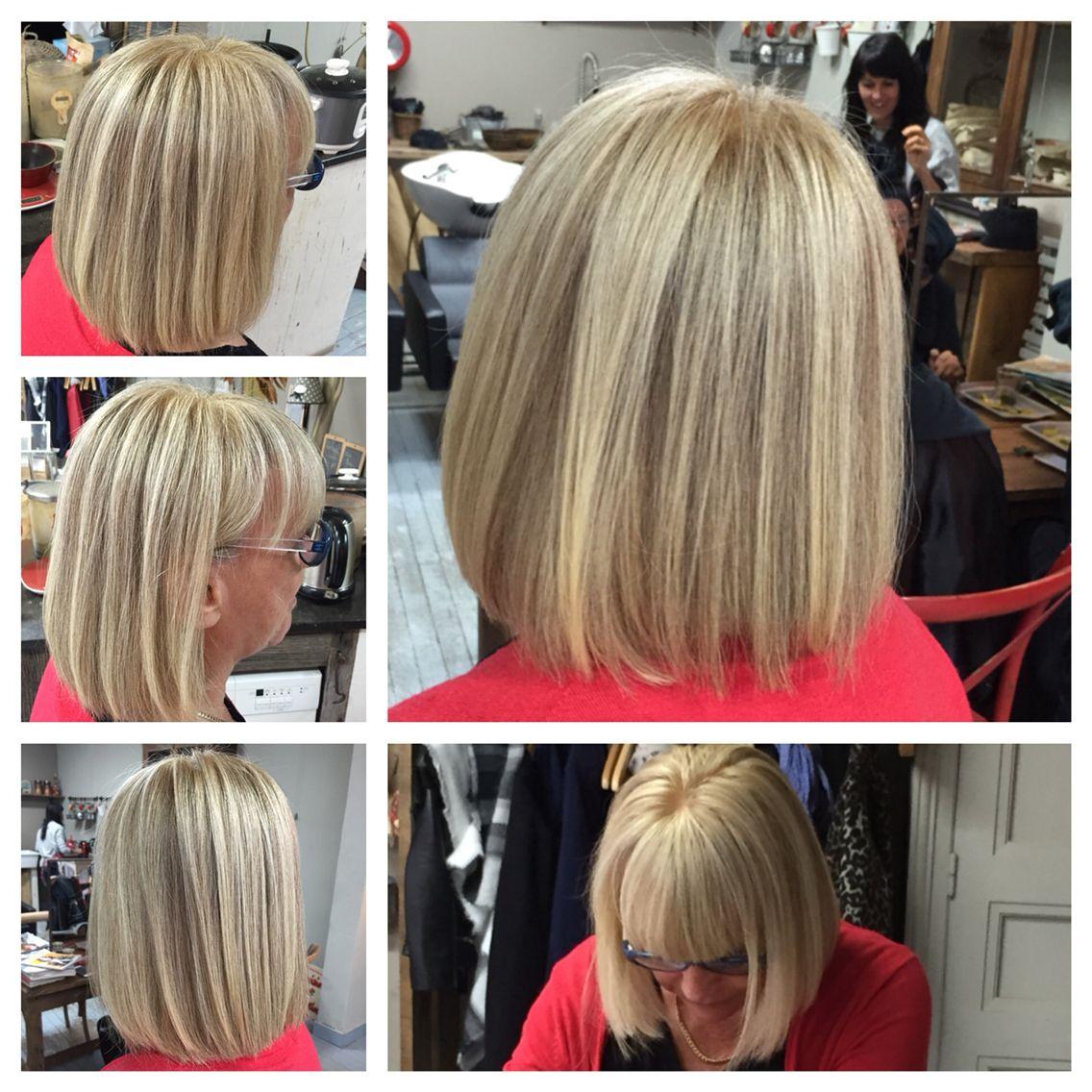 coloration vgtale marcapar plus besoin de faire des mches juste un bain de plantes pour raliser un joli blond cheveux pinterest - Marcapar Coloration