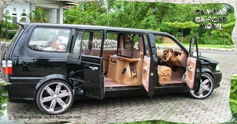 Gambar Mobil Kijang Gambar Gambar Mobil Modifikasi Mobil Luxury Sports Cars Mobil