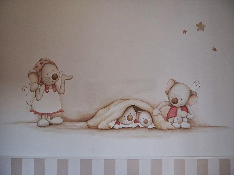 Recortes decorados decoraci n infantil cuadros con mucho for Decoracion con muchos cuadros