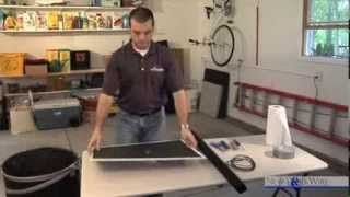 How To Install New York Wire Pet Resistant Screen Home