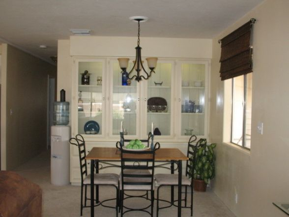 Mobile home park landscaping ideas dining room also removing walls in  things to make remodeling rh pinterest
