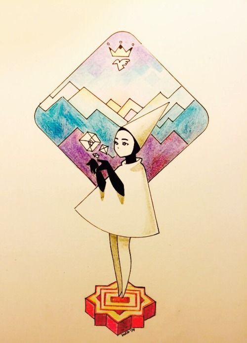 Monument Valley Fan Art Art Monument Valley Game