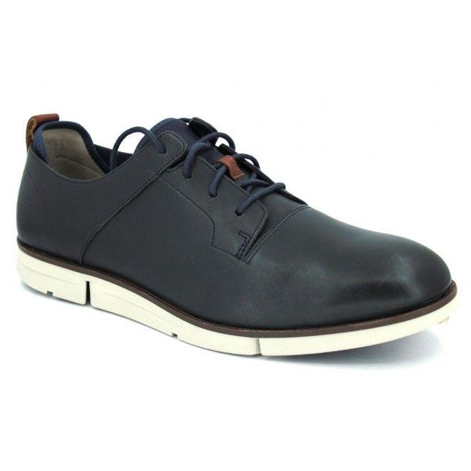 Zapatos de Vestir con Cordones para Hombre de Clarks