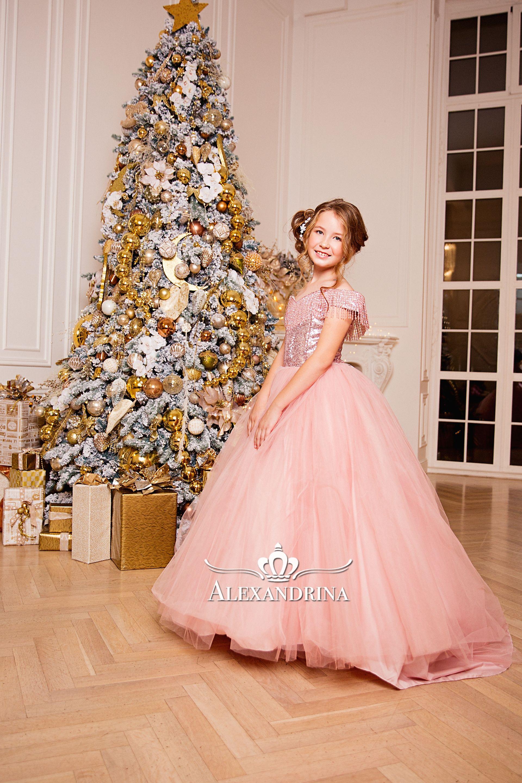 Flower Girl Dress Tg0445 Trinity Legend Online Store