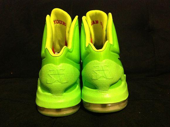 separation shoes 6c10f 0d813 kevin durant shoes 2013 Nike KD V Grinch