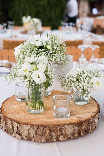 20 Ideas On How To Make Wedding Centerpieces | Wedding Forward