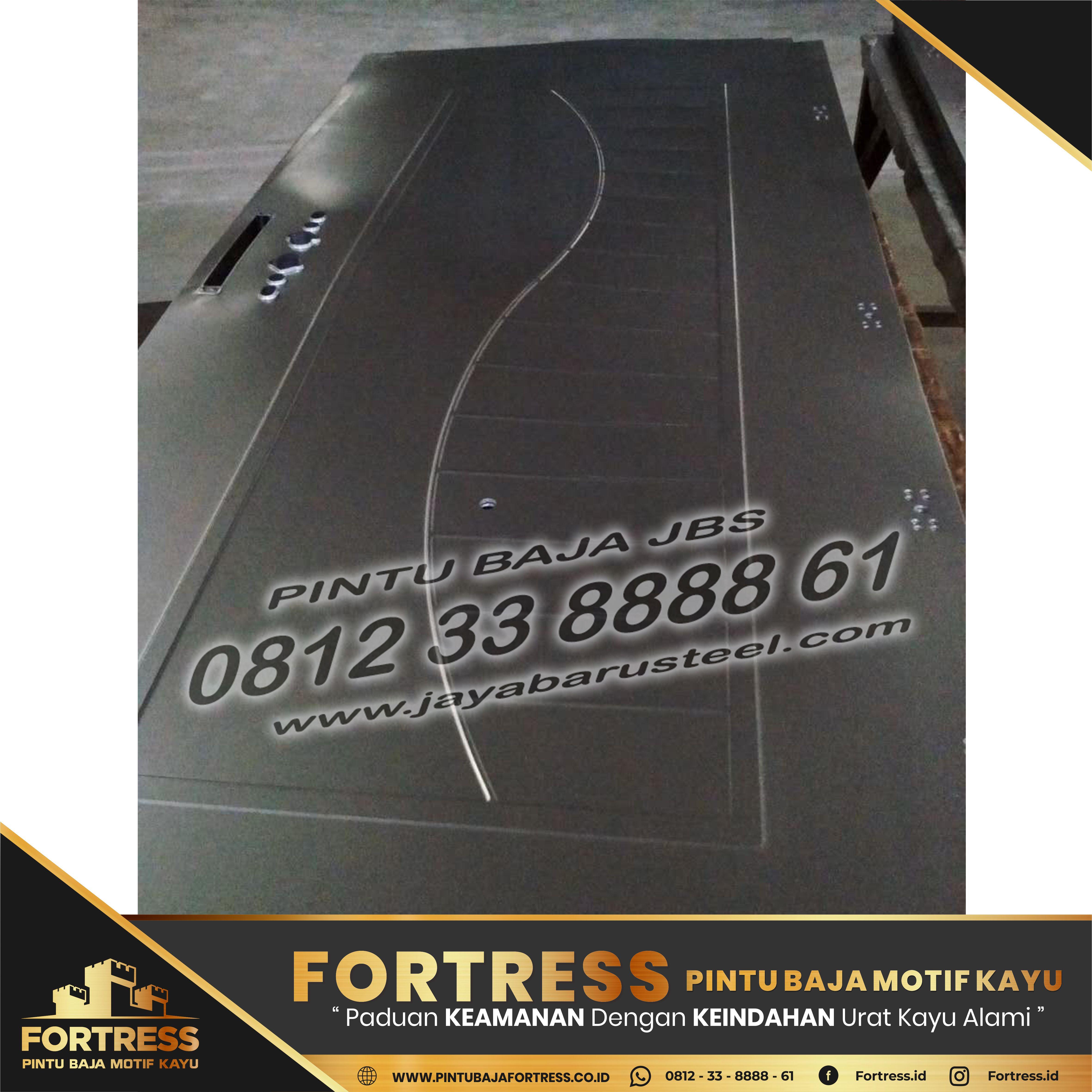 0812-91-6261-07 (FORTRESS) Model Door Plate Steel Cross Karay …