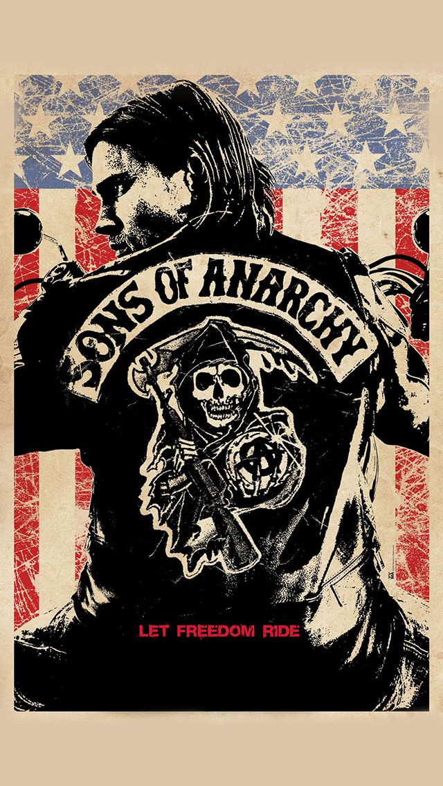 Sons Of Anarchy Wallpaper Iphone Wallpapersafari Sons Of Anarchy Anarchy Mark Boone Junior