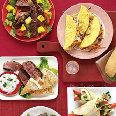cool 30 Great Meals in 30 Mins