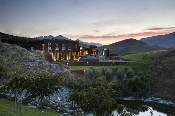 Secluded Luxury Home in Queenstown, New Zealand | For the Home ...