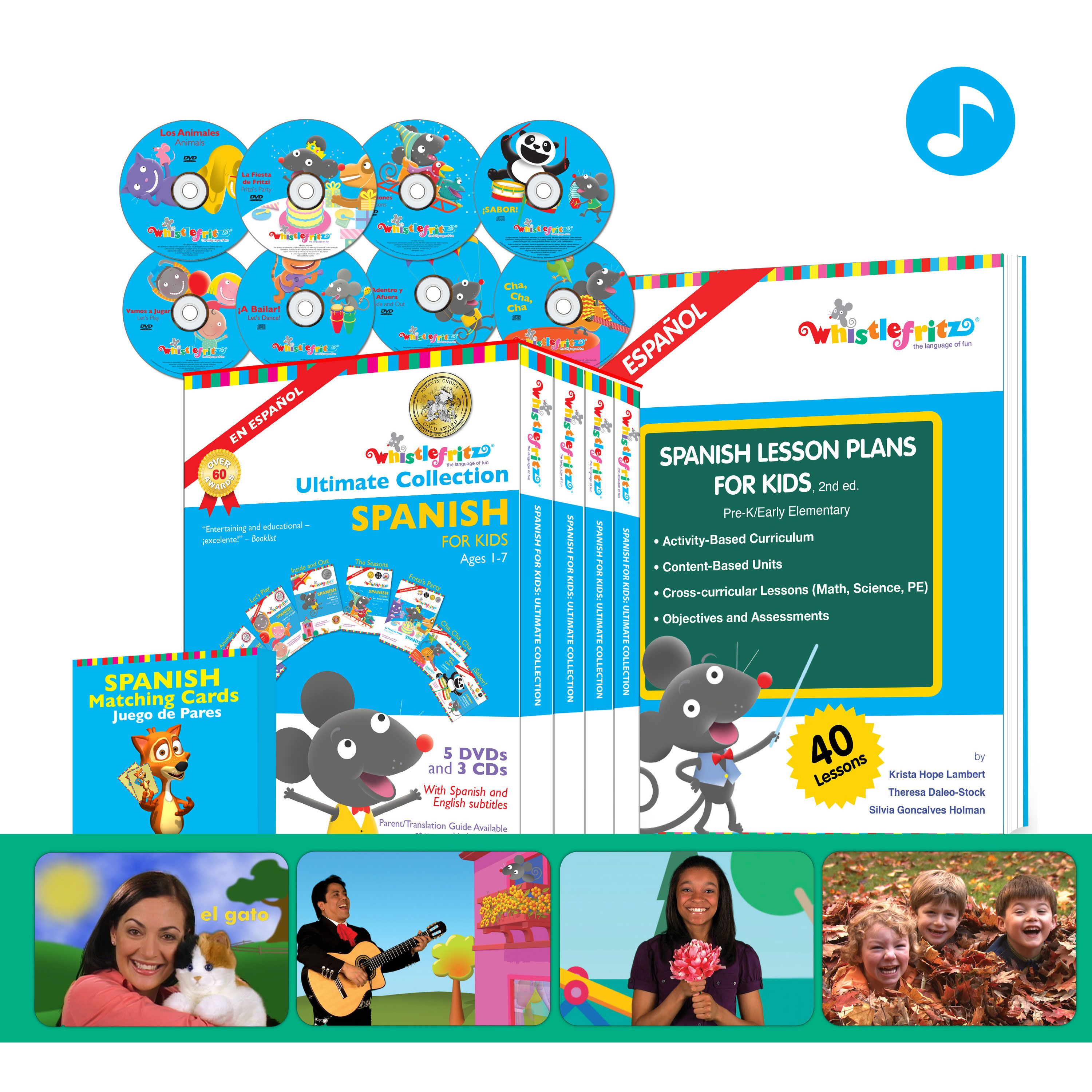 Spanish Songs for Kids and Children to Learn Spanish ...