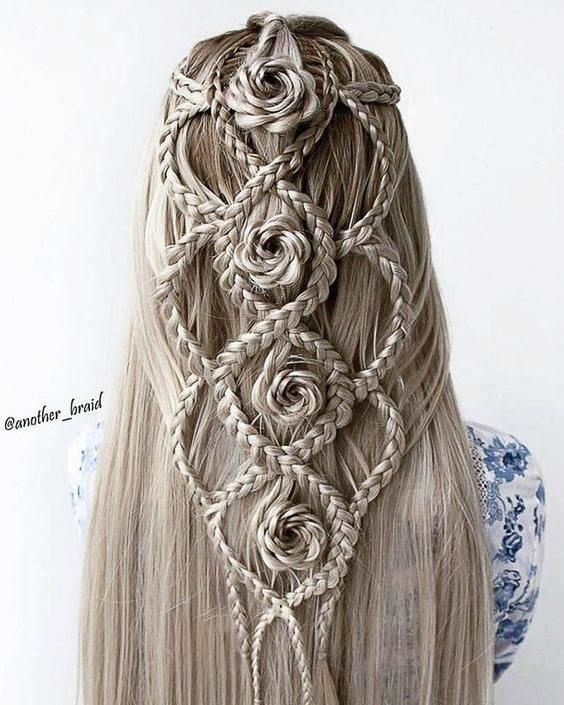 102 Beautiful Wedding Hairstyles and Bridal Hair I