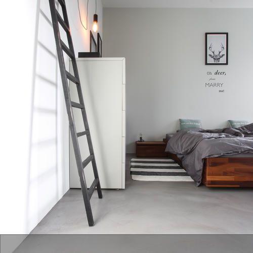 Graues Schlafzimmer Dunkle vorhänge, Graues schlafzimmer und