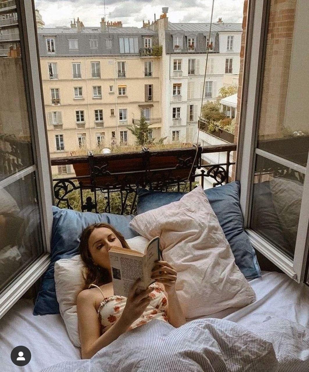 Girl, love, pretty, book, autumn, paris, cozy, reading, girl girly girl, book b …