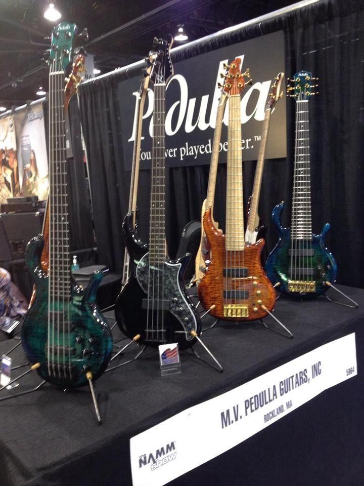 Pedulla Bass Guitars
