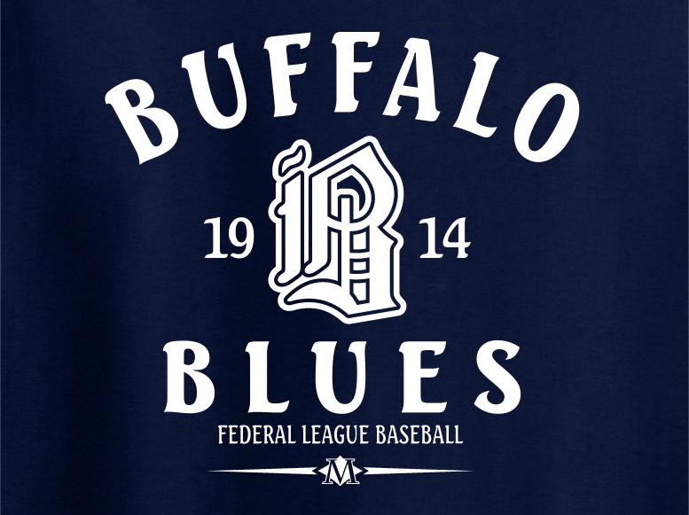 Buffalo Blues - Federal League (1914 - 1915) | Sport team logos ...