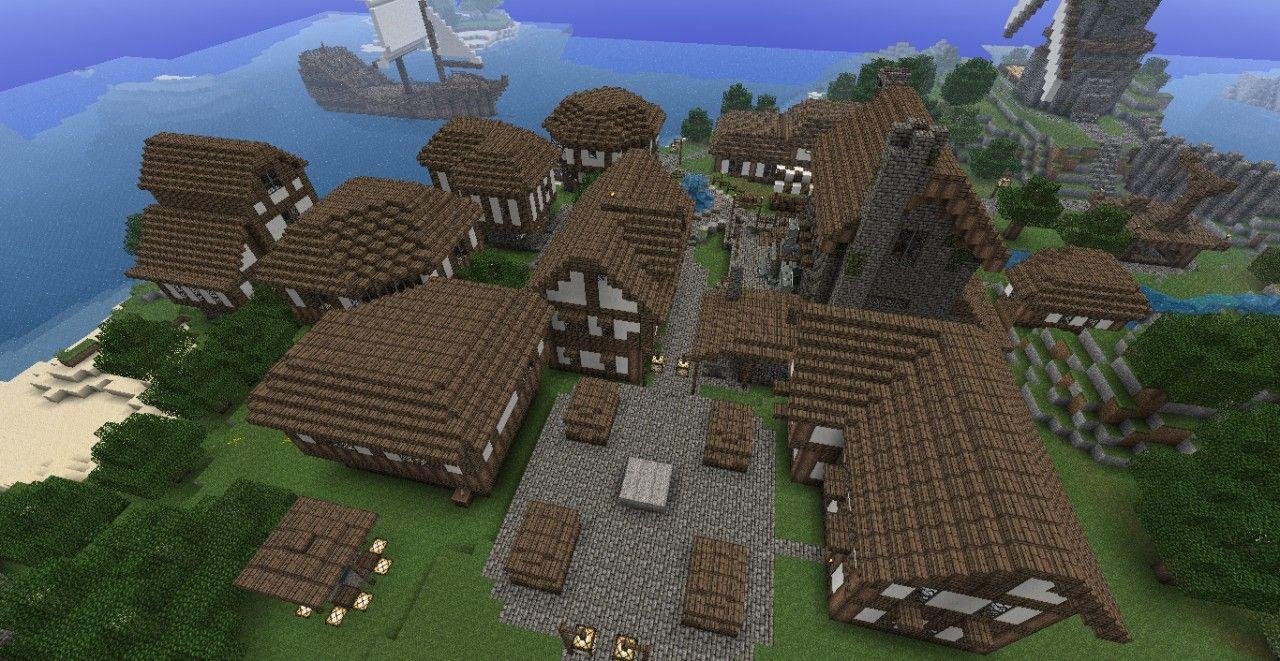 how to find a village in minecraft pc