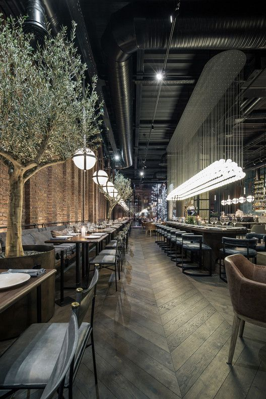 Gallery of Fish Restaurant CATCH / YoDezeen studio – 29
