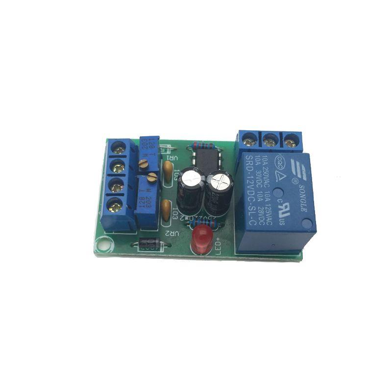 12 V Batterie Automatische Aufladung Controller Modul Schutz Bord Relaiskarte