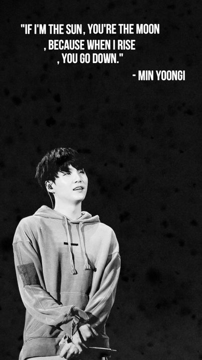 Kpop Wallpaper - Suga