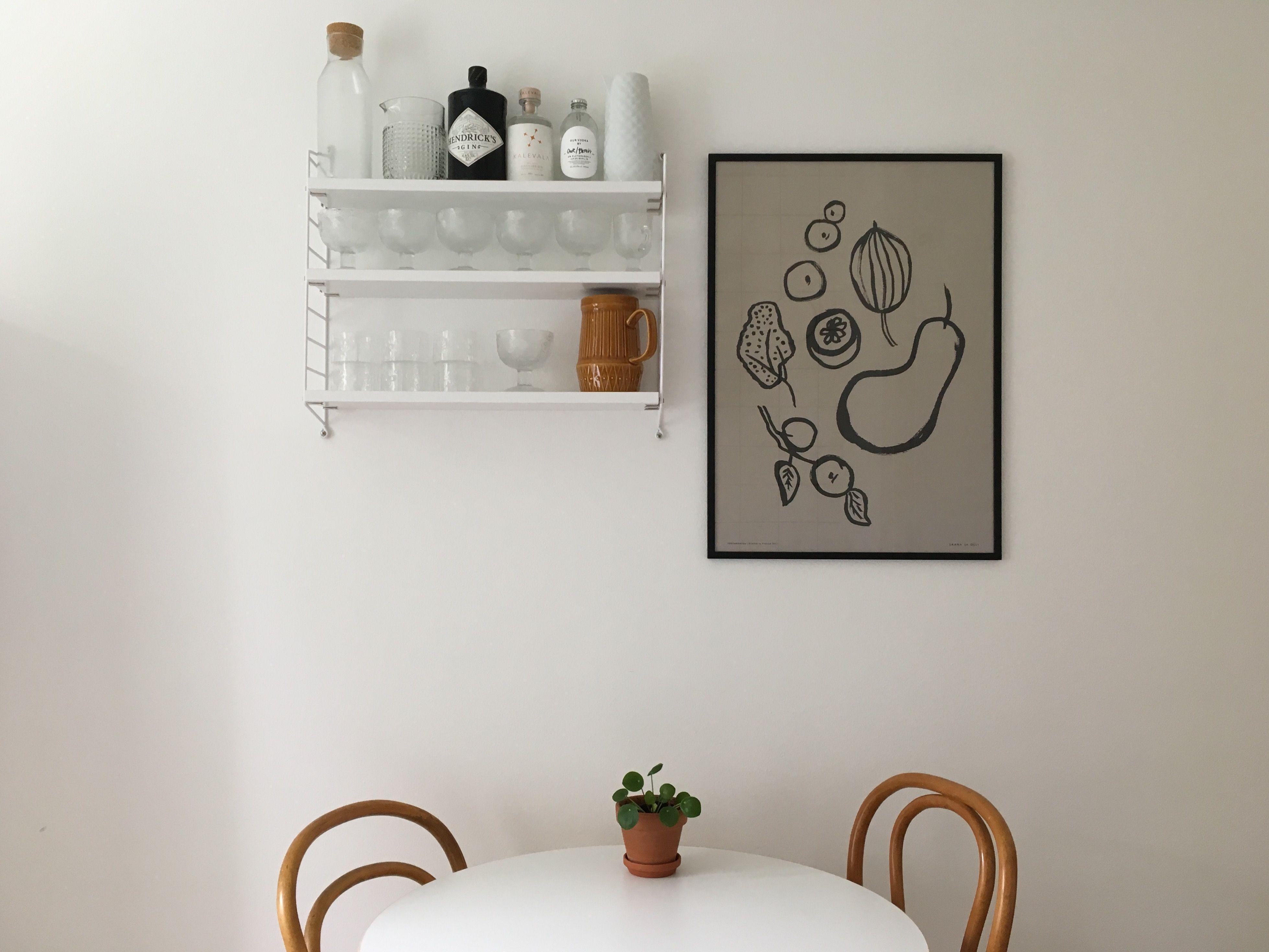 Saana Ja Olli : Saana ja olli poster at my kitchen oma koti