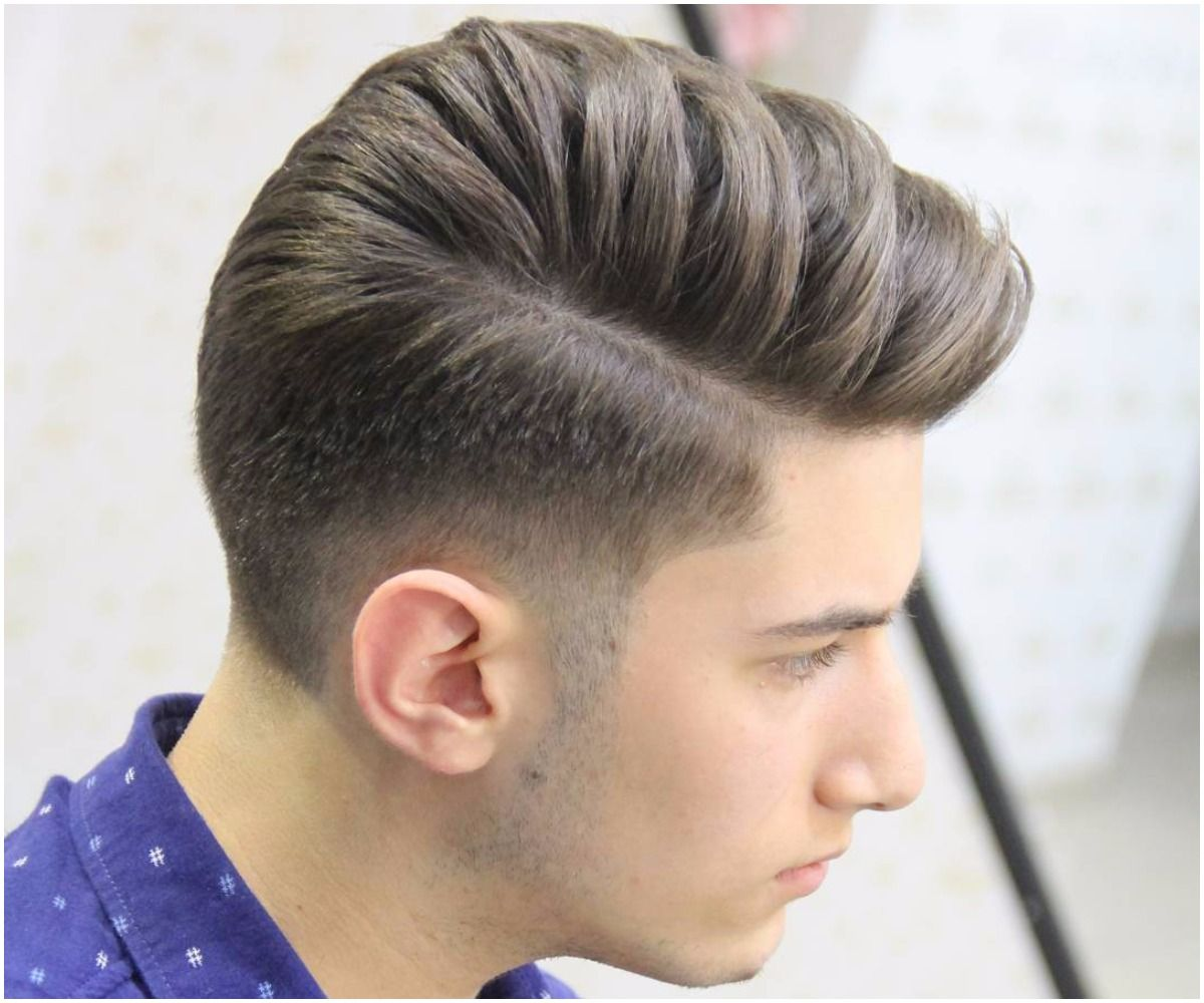 Gents Haircuts + Mens Cool Hairstyles + Classic Haircuts