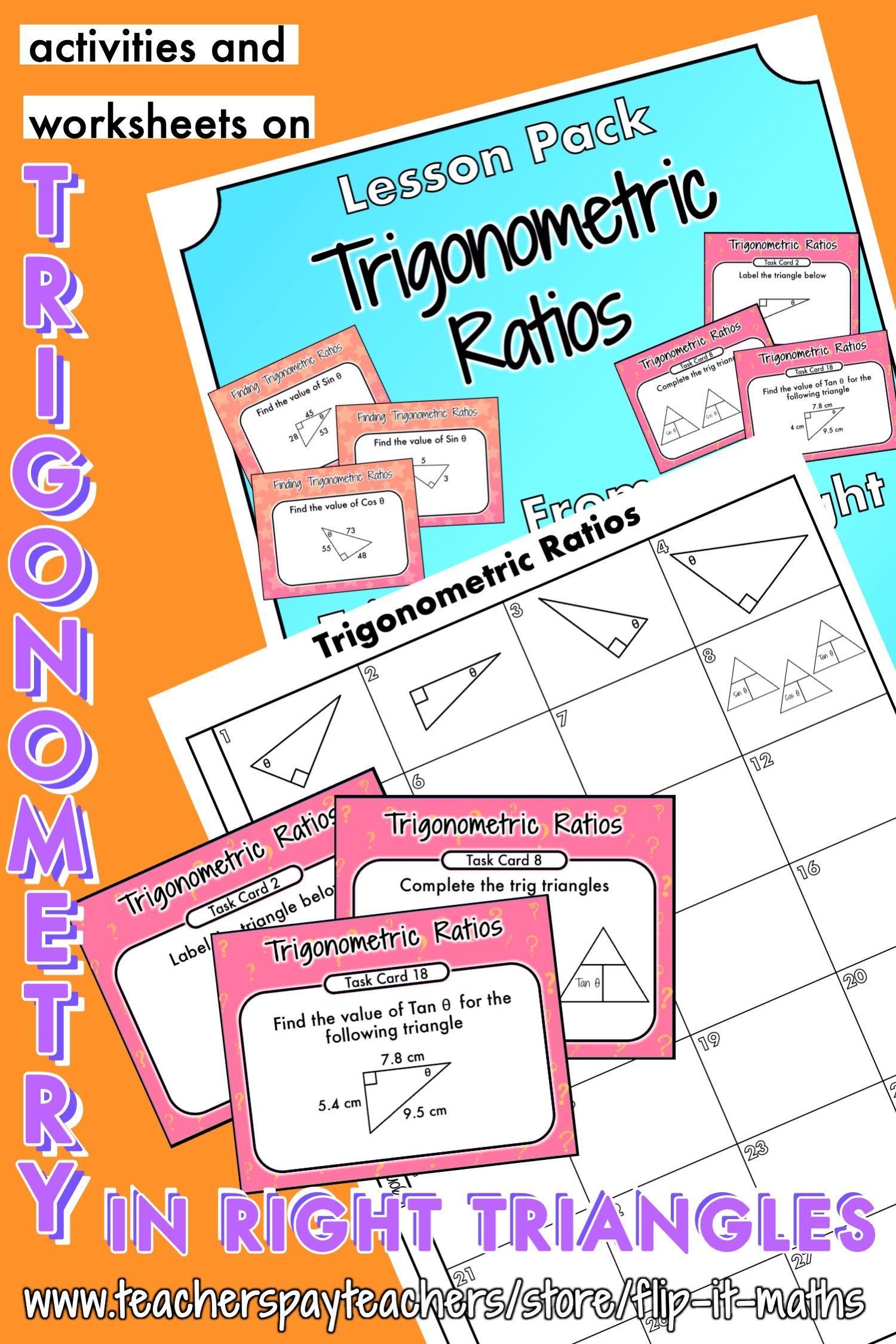 Trigonometric Ratios In