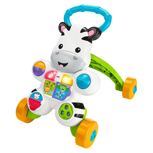 Fisher Price Learn With Me Zebra Walker Fisher Price Baby Toys Fisher