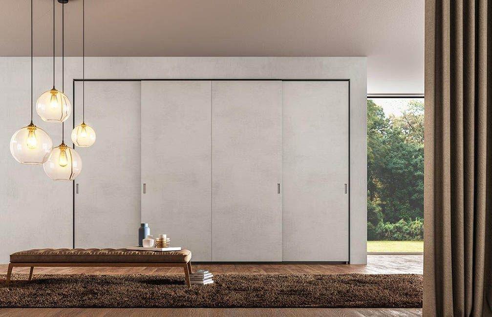 Fimes armadi moderni letti design complementi notte for Mobili contemporanei moderni